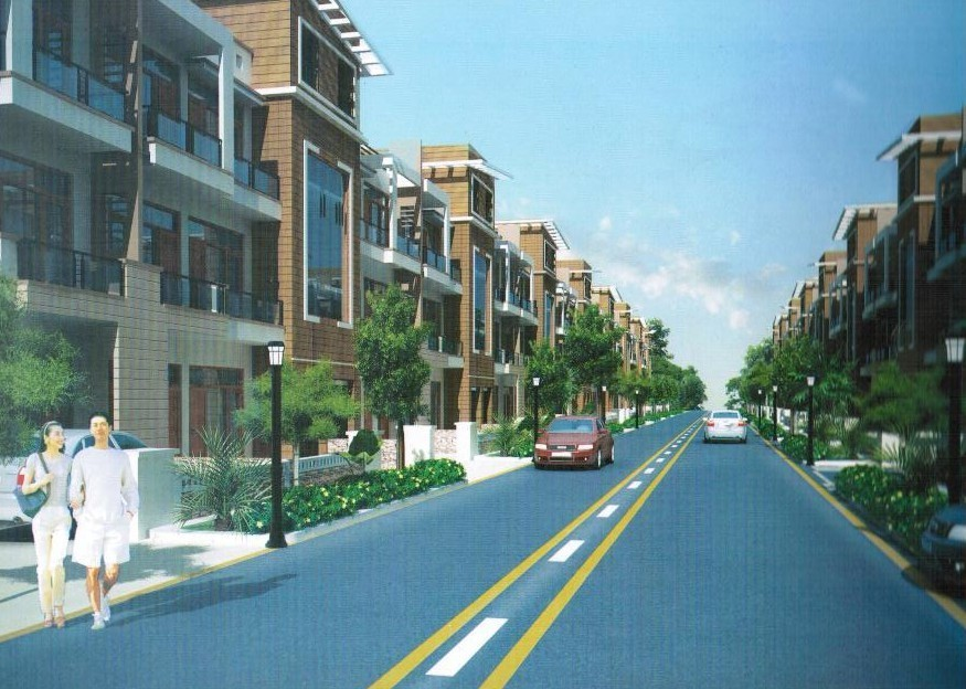 signature homes plots in mohali
