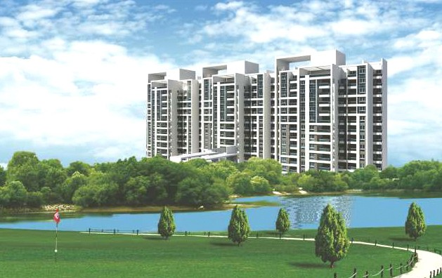 elevation of acme eden court sector 91 mohali