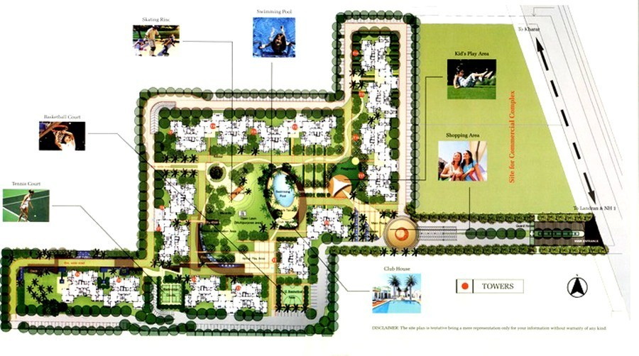 ansal orchard county sector 115 mohali, flats in mohali, flats in greater mohali, luxurious flats in mohali, subvention scheme flats in mohali