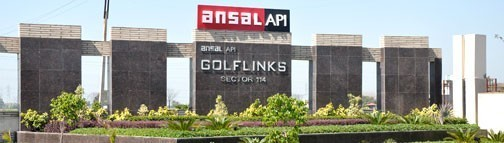 ansals api mohali ansals golf links sector 116 mohali ansals api plots in mohali