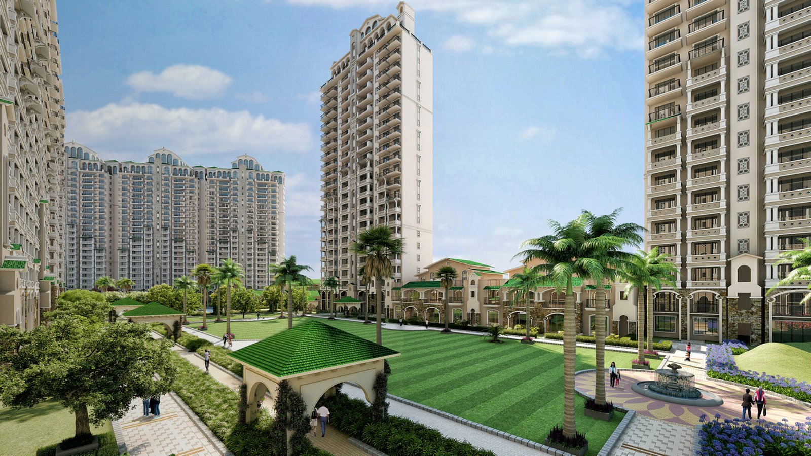 ats casa espana sector 121 mohali chandigarh super luxurious flats