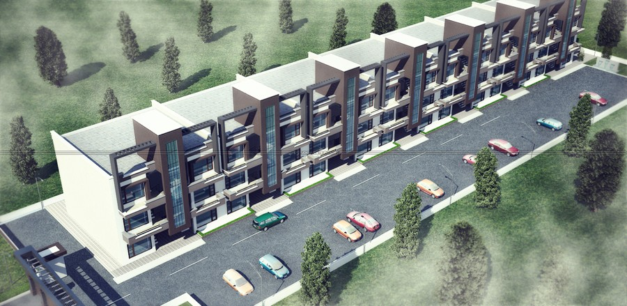 highway homes gazipur zirakpur near chandigarh 2 bedroom affordable flats