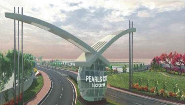 pearls plots on kharar landran road mohali