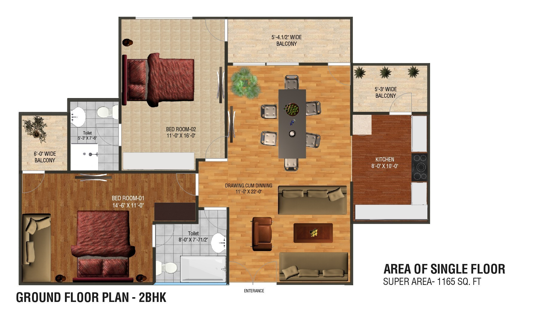 100 2 bhk flat design plans sq feet details for 2 bhk flat decoration