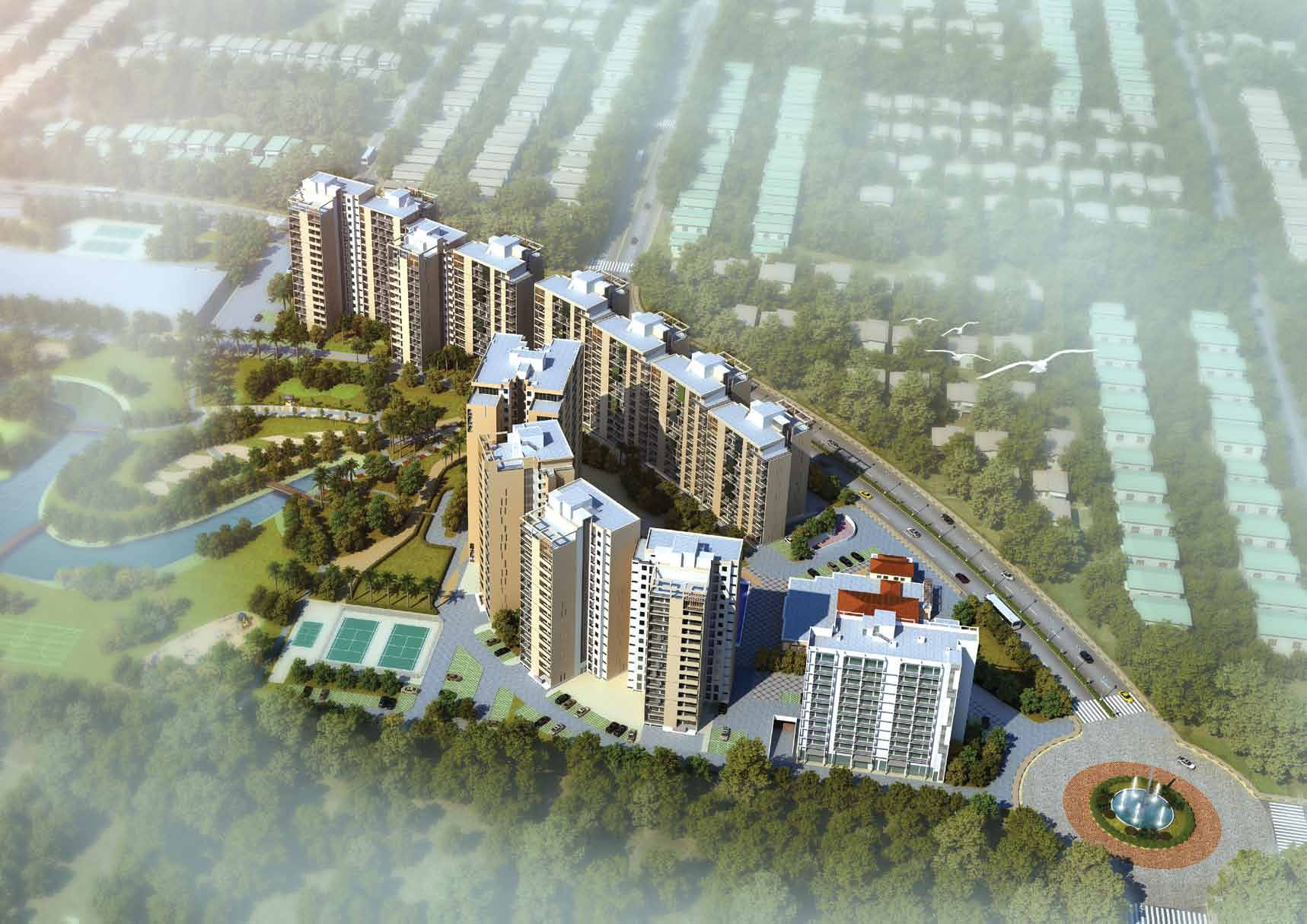 wave estate sector 85 99 mohali chandigarh