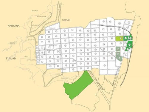 Emaar Mgf Mohali Project Residential Plot Near Chandigarh